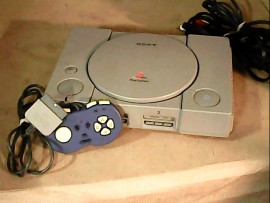 Console PS1 + 1 Manette - OK