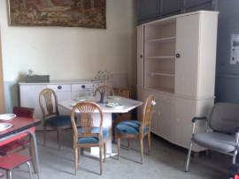 enseble buffet +living+table avec rallonge