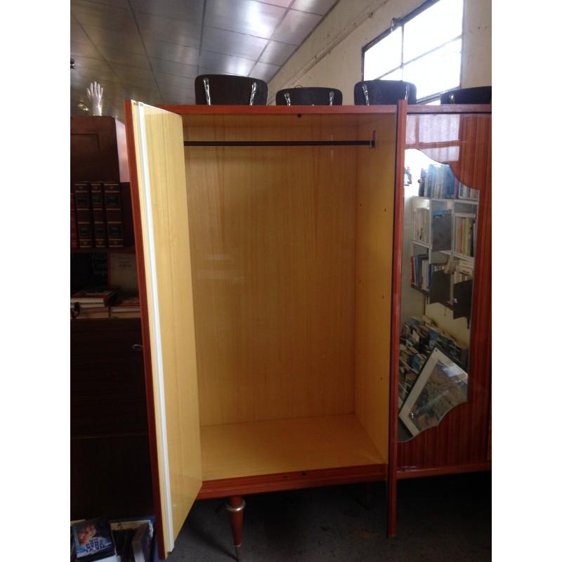 Armoire 4 portes avec penderie - La remise - Ressourcerie en Combrailles