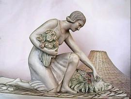Statuette Gregori