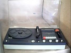 Combi vinyle/K7 P.Marconi - OK