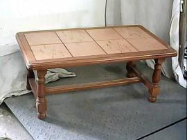Table basse classique -état