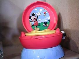 Pot sonore Mickey