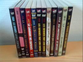 LOT DVD LES ENFOIRES 2004 A 2016