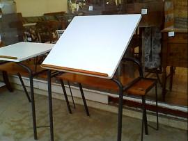 TABLE DE BUREAU ET DE DESSIN