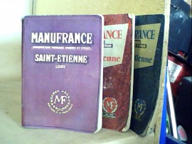 Catalogue anc. Manufrance