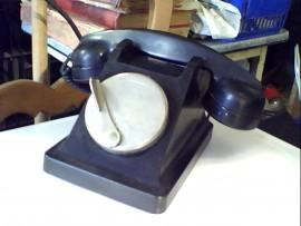 Telephone PTT anc. BL/BC