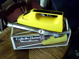 Couteau électrique Moulinex - OK