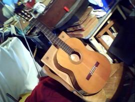 Guitare Ibanez dans l'état