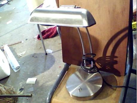 Lampe bureau style rétro - OK
