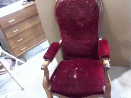 fauteuil  segolene