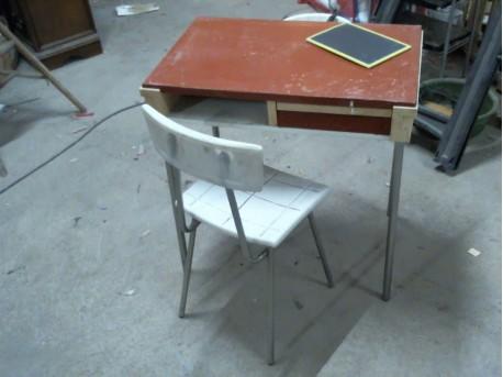 Petit bureau + chaise
