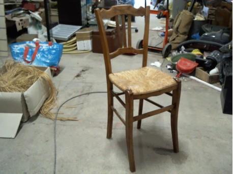 Très belle chaise