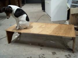 Base table basse