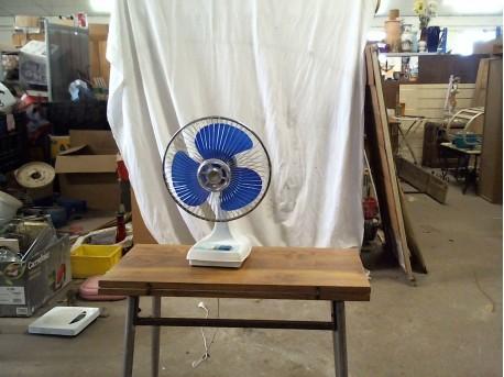 Ventilateur vibtage super deluxe