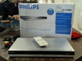 Lect. DVD Divx Philips - OK