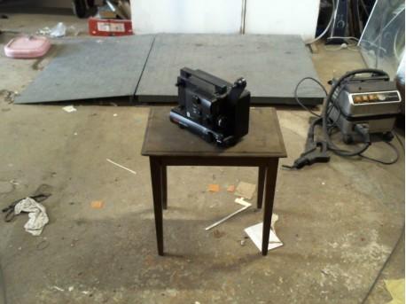 eumig mark 600D projecteur de film 8 mm
