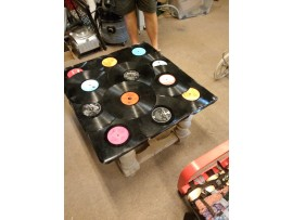 Table Vinyle