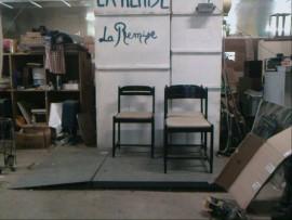 Lot de 3 chaises