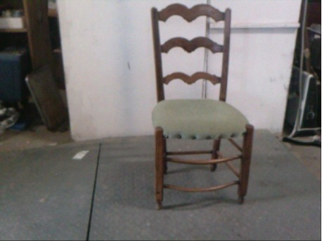 jolie  chaise de chambre