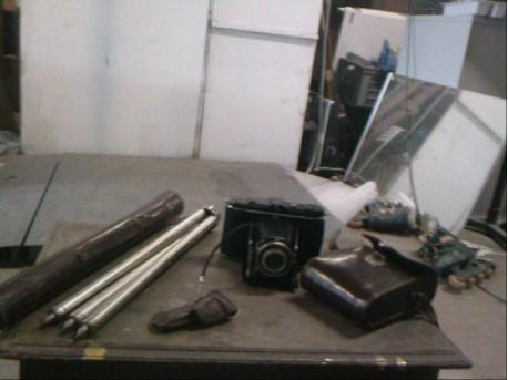 Set photo agfa Isorette