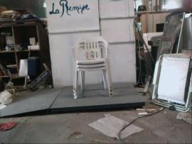 Lot de 3 chaises de jardin