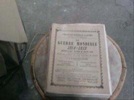 guerre mondiale 1914/1919 n68à92