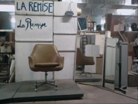 siège vintage
