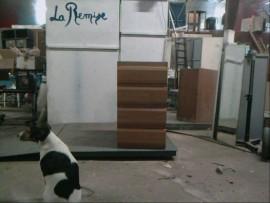 meuble  d'appoint  a   tiroir