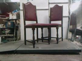 les chaises du chateau