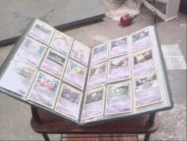 classeur de cartes pokemon