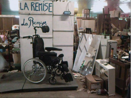 fauteuil roulant invacare