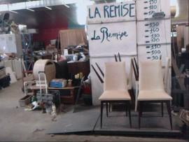 lot 6 chaises