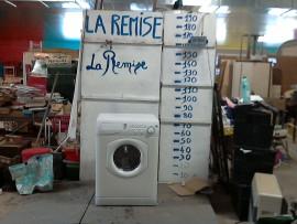 Combiné lave/seche linge