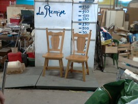 lot 2 chaises