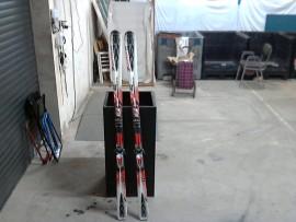 skis  rossignol ZS