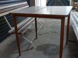 table pietement fer