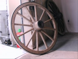 roue de char