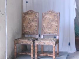 lot 4 chaises de tonge