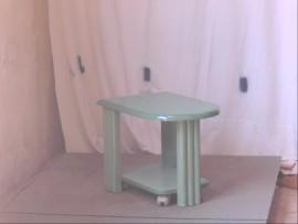 petite table verte