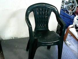 Lot 2 chaises de jardin