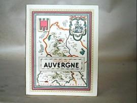 Livre anc. Visages de l'Auvergne