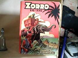 Reliure Zorro Zig-zag 1952