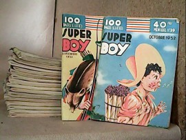Illustré anc. Super Boy