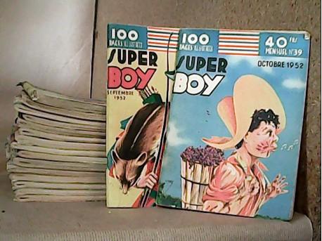 Illustré anc. Super Boy